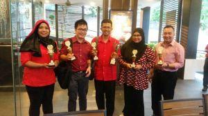 Zulgreat team award